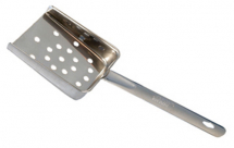 Chip Scoop Stainless Steel 105 x 86mm, Handle145mm