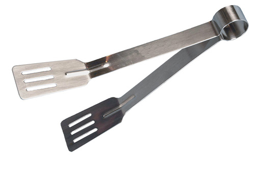 Sandwich Tongs Stainless Steel 450mm Handle
