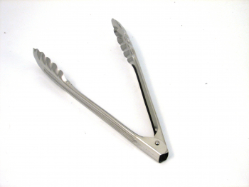 14Inch Chefs Utility Tongs Extra Heavy.