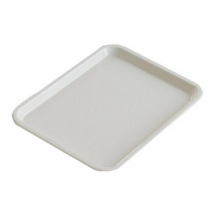 Food Display Tray (300 x 215mm) White
