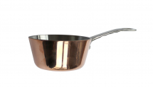 Gravy pot, 8x4cm, With One s/s Casting Long Handle