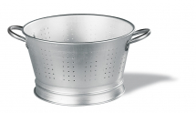 PARDINI LIGHT COLANDER WITH 2 SIDE HANDLES 40CM 715L-40