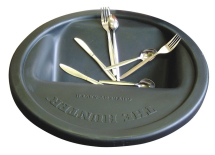CUTLERY SAVER - BLACK