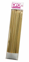 BAMBOO SKEWER 250MM X 3MM X 25 PACKS OF 100