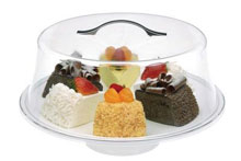 Cake Display With Box Lid 155 x 350mm