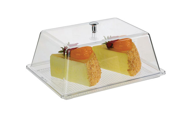 Cake Display Box With Lid 88 X 240 X 183mm
