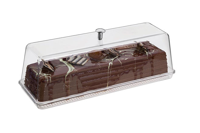 Cake Display Box With Lid 87 X 312 X 115mm