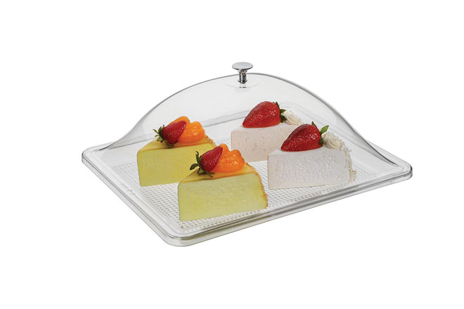Cake Display Box With Lid H142 x 330 x 270mm