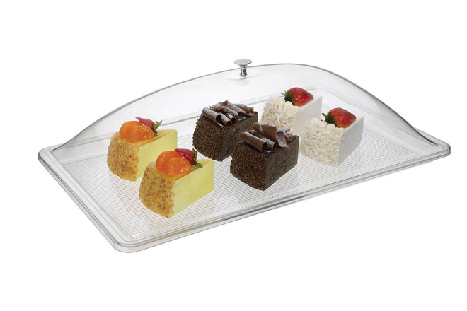 Cake Display Box with Lid H155 x 535 x 330mm