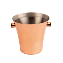 COPPER BARWARE WINE BUCKET 3.5LTR