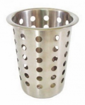 PERFORATED HOLDER FOR CH RANGE, S/STEEL