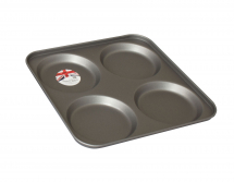4 Cup Yorkshire Pudding 23 x 23 x 2cm Non Stick