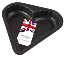 18 x 3cm Non Stick Heart Shaped Cake Pan