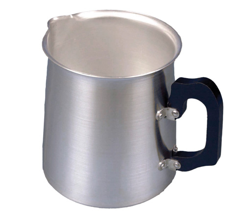Aluminium Jug - Plastic Handle Made To Order