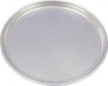 10inch Aluminium Shallow Pizza Pan Rolled Edge