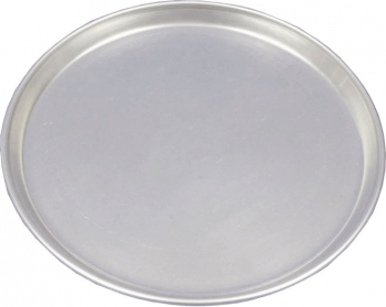 12Inch Aluminium Shallow Pizza Pan Rolled Edge