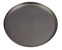 9inchBlack Iron Shallow Pizza Pan 228 x 12.5mm