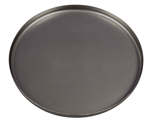 10inchBlack Iron Shallow PizzaPan 255 x 12.5 mm
