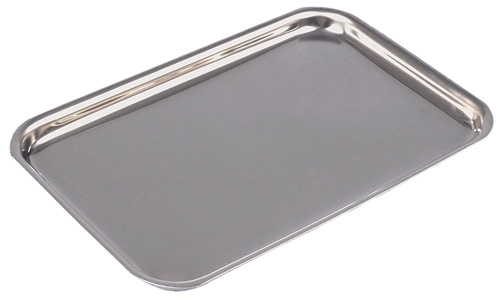 Stainless Steel Presentation Sheet 370 x 270 x 20mm