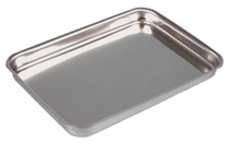 Stainless Steel Presentation Sheet 400 x 300 x 37mm