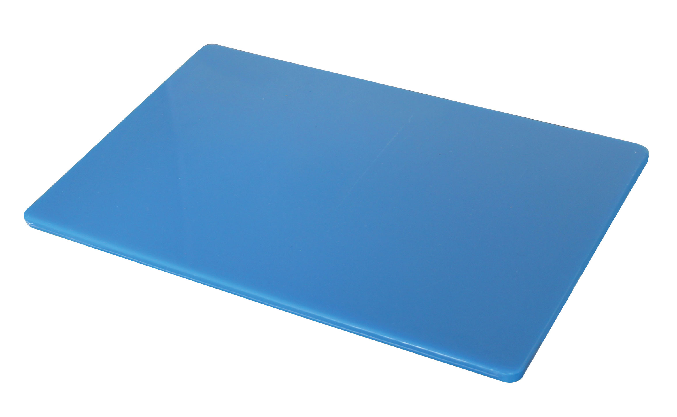 Blue High Density Standard Siz e Chopping Board 457 x 300 x 12.7 mm
