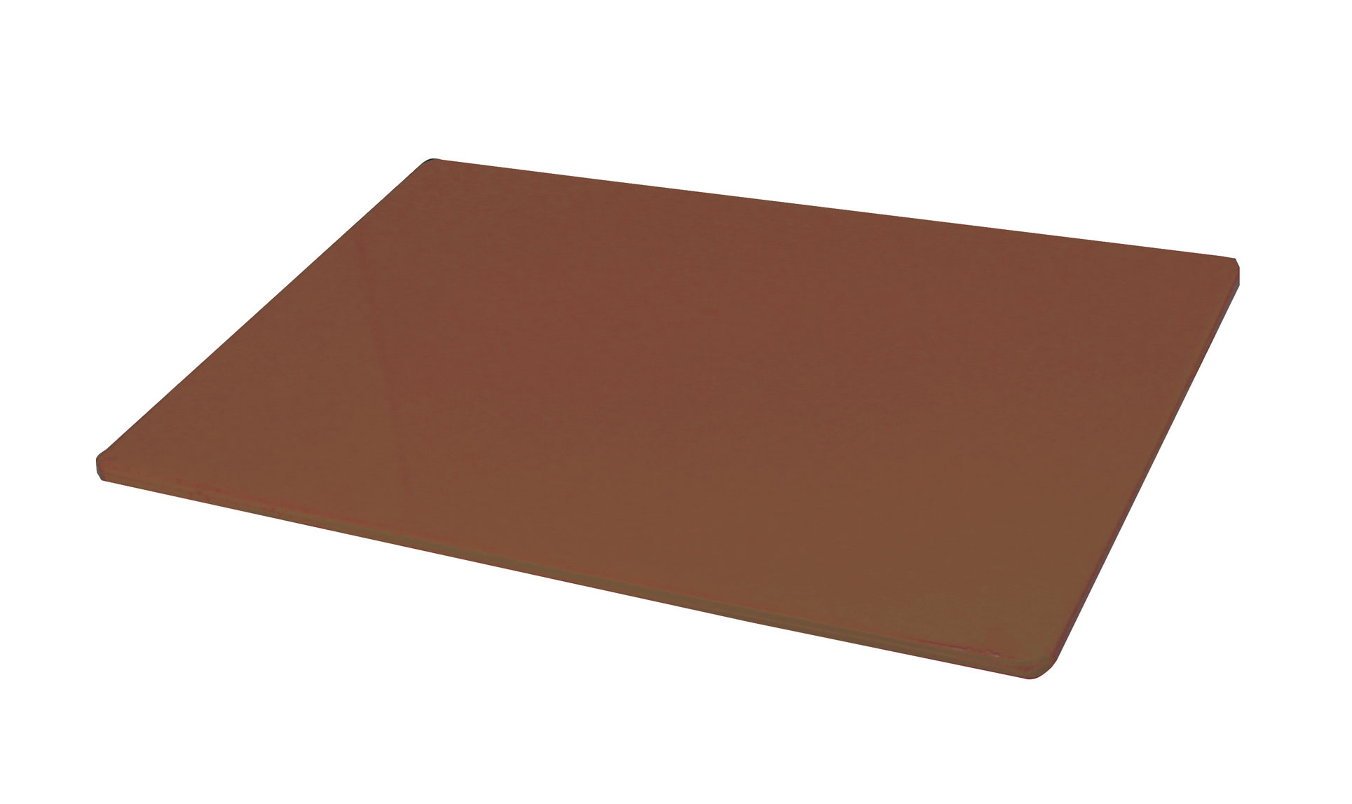 Brown High Density Standard Size Chopping Board 457 x 300  x 12.7 mm