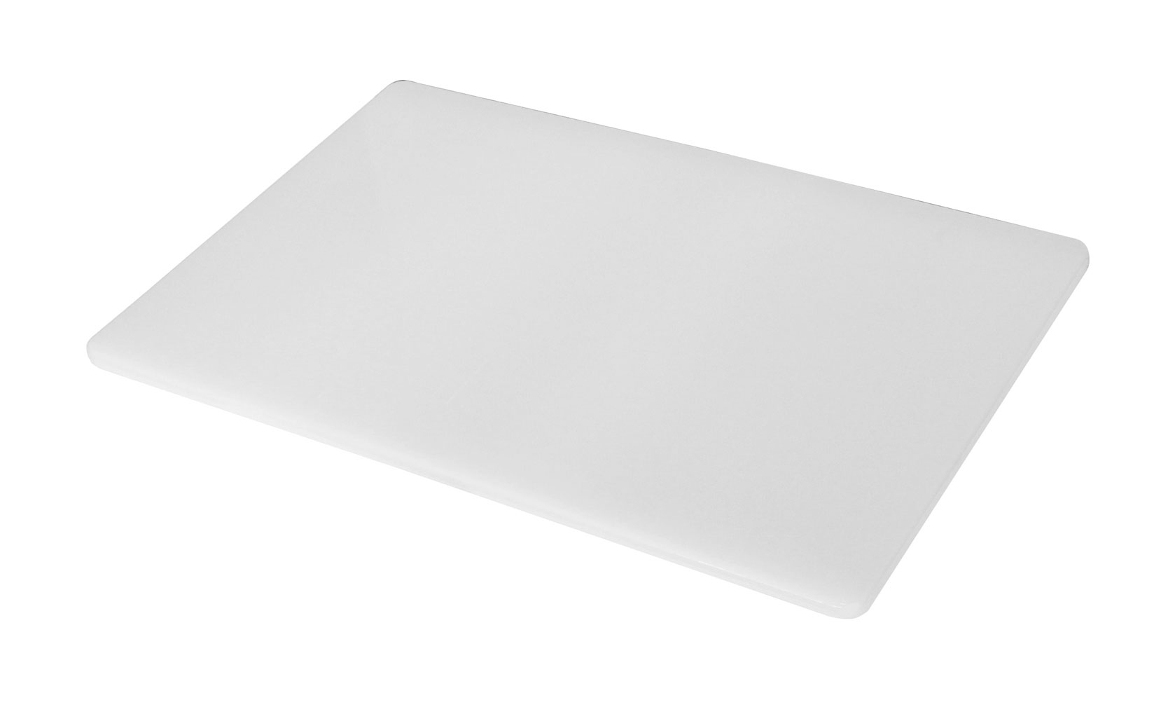 White High Density Standard Si ze Chopping Board 457 x 300 x 12.7 mm
