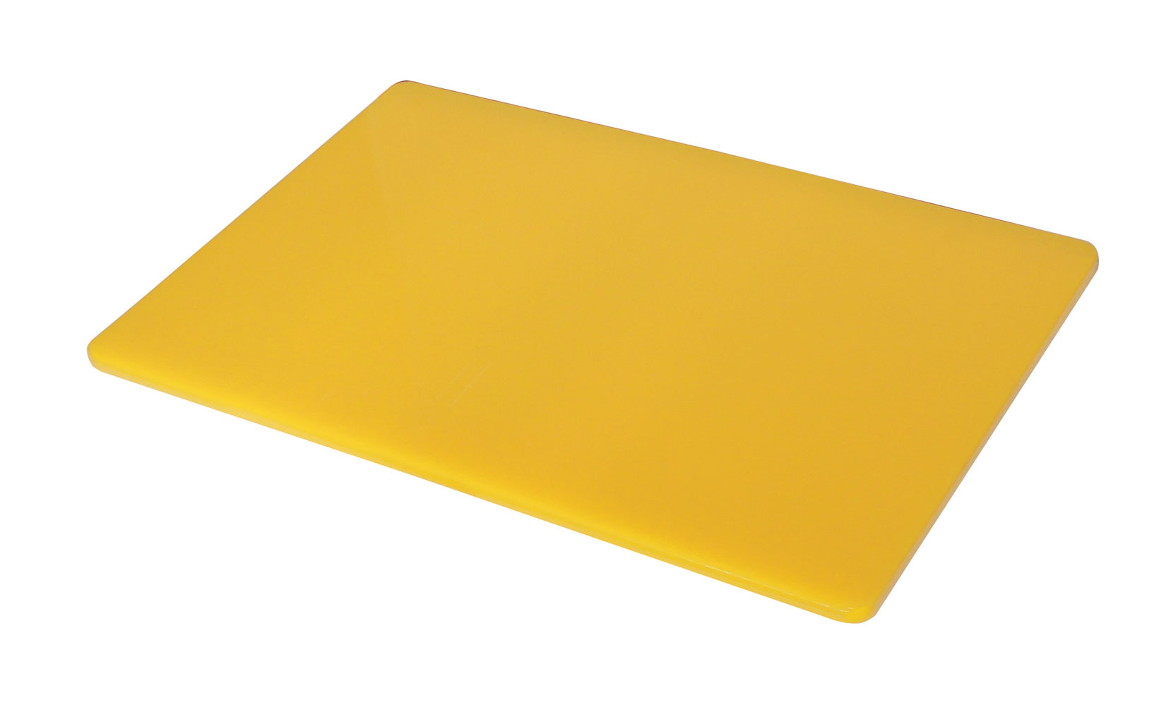 Yellow High Density Standard S ize Chopping Board 457 x 300 x 12.7 mm