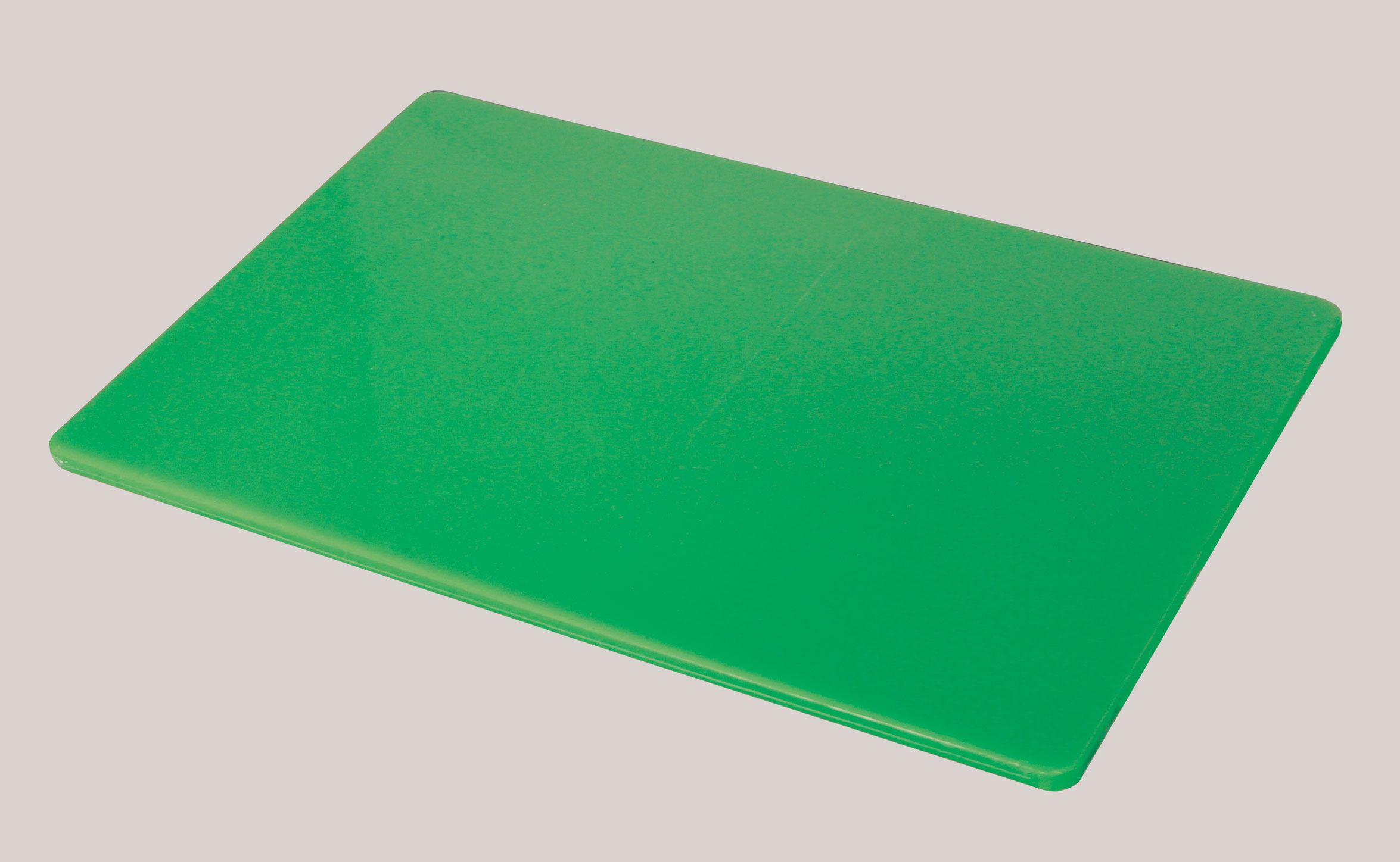 Green High Density Large Size Chopping Board 450 x 600  x 12.7 mm