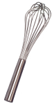 8 Wire French Whisk 250MM/10""