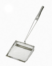 Stainless Steel Chip Shovel 8X8 Wire, 200 x 200mm