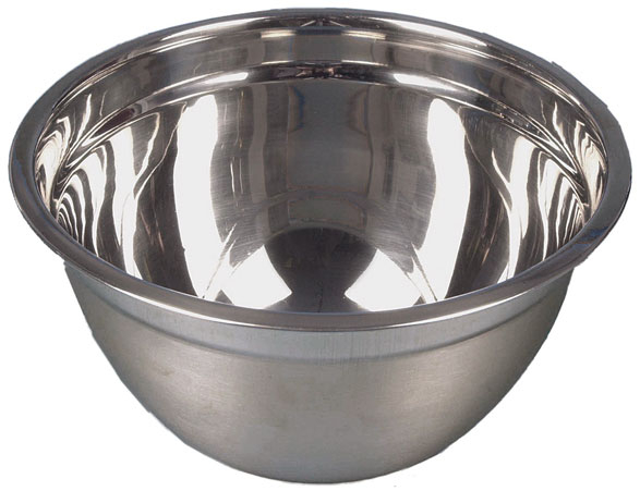 Mixing Bowl - Stainless Steel 220mm Dia