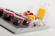 Staychill Tray Gn 1/6 Size 176 x 162 x 36 mm
