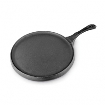 9inch Cast Iron Round Sizzle Platter