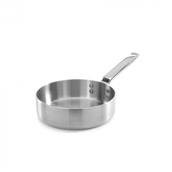 8Inch Stainless Steel Tri-Ply Saute Pan