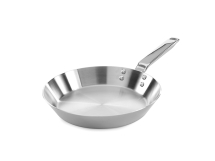"9"" Stainless Steel Triply Traditional Deep Frying Pan"