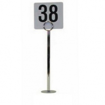 TABLE NUMBER HOLDER 8inch, PER 10 PIECES