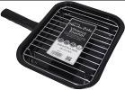 Vitreous Enamel Small Grill Pan & Handle 28 x 23 x 4
