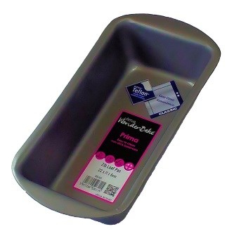 Prima 2lb Loaf Tin 22 x 11 x 6 1-Coat Non-Stick